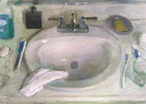 larger sink