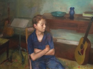The Music room 30 x 40