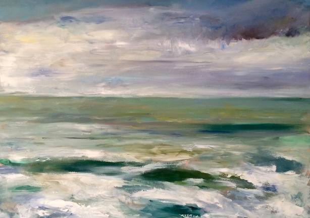 OceanNew waters 38 x 53